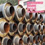 泸州温泉保温管,钢套钢蒸汽地埋保温管