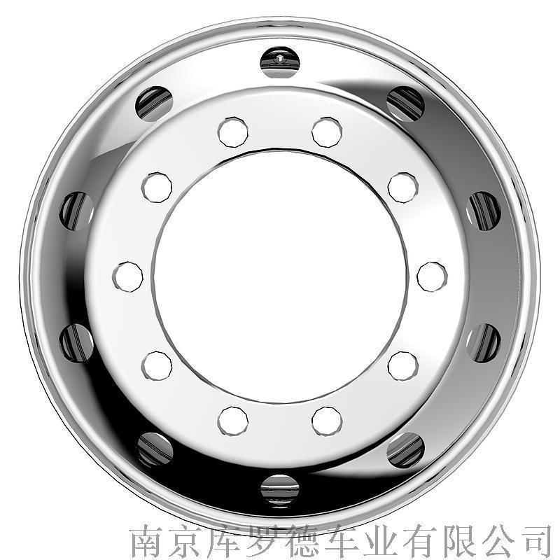 8.25卡車鍛造鋁合金輪轂1139