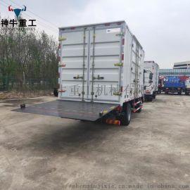 全国安装汽车尾板货车升降机装卸升降平台液压升降尾板