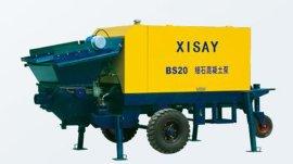 细石混凝土泵(BS20)