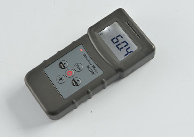 感应式木材水分仪MS300 红木水分仪    密度板测水计