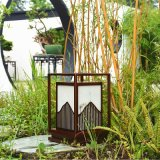 AE照明拉絲景觀燈 拉絲庭院燈 電鍍拉絲景觀燈 特色宮燈