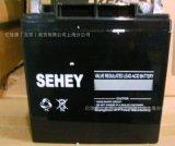 SEHEY西力SH24-12 12V24AH直流屏UPS/EPS電源 鉛酸免維護蓄電池
