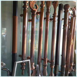 供應別墅玻璃門不鏽鋼拉手爆款中式別墅不鏽鋼拉手定制