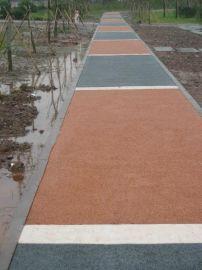 贵州透水混凝土增强剂价格 [彩色透水地坪]材料 桓石透水型贵州强固透水混凝土