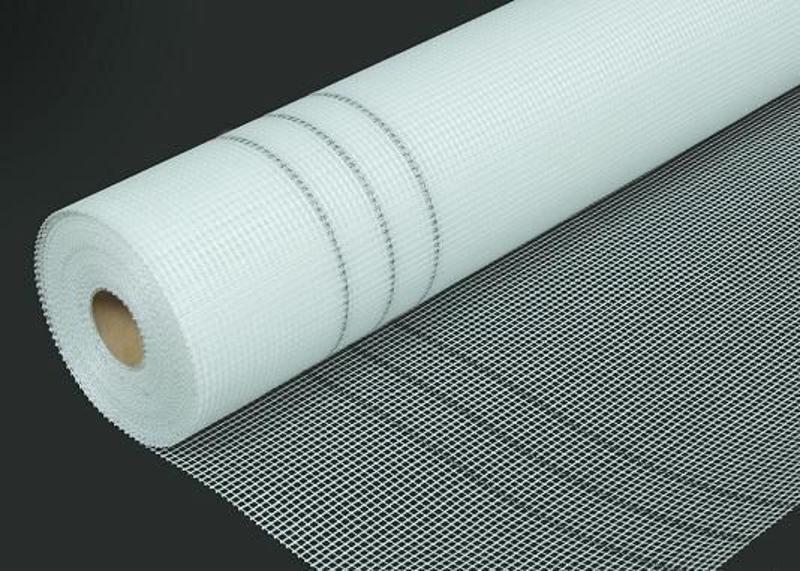 供应耐碱玻纤网格布 自粘网格布 EPS线条专用
