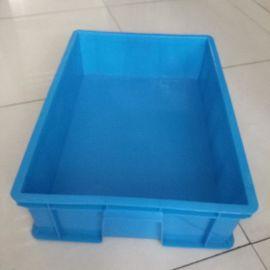 HDPE物流塑料周转箱 仓库存放箱 现货标准尺寸周转箱现货供应