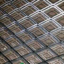 镀锌钢板网 菱形钢板网 不锈钢板拉伸网
