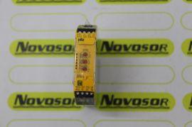 原装正品PILZ皮尔兹安全继电器750105 PNOZ S5 24VDC
