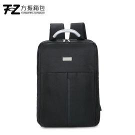 定制牛津布雙肩雙肩包電腦包旅行包情侶電腦包韓版商務背包