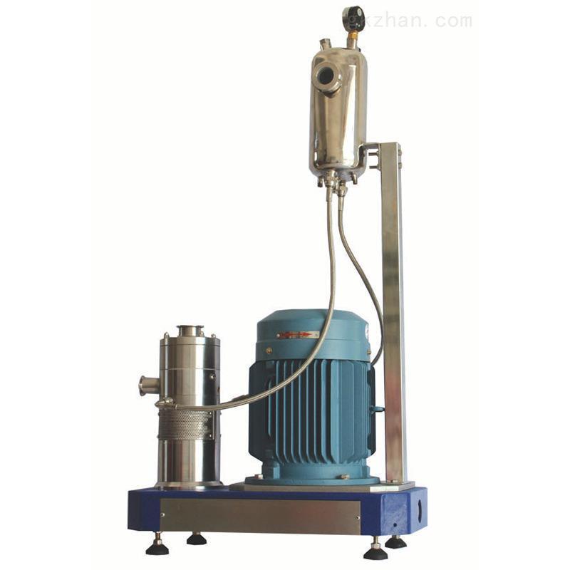 GRS2000系列軟膠囊內容物混懸液均質機
