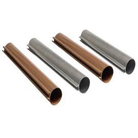 廠家定制鋁管天花吊頂大型商場專用鋁圓管方通規格