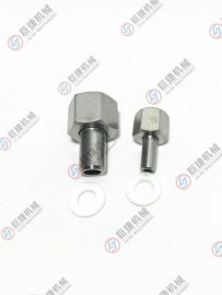 不锈钢接头,压力表接头, M14压力表接头M20压力表接头 304接头