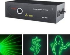 单绿动画激光灯