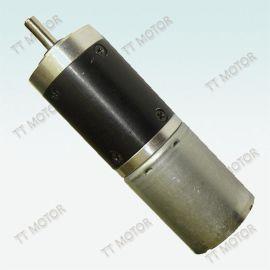 踢踢电子24mm齿轮电机 低噪音 低电流 大扭矩(GMP24-370CA)