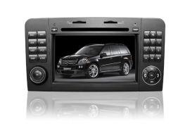 7寸高清奔驰ML级/GL级专车专用车载DVD/GPS导航仪