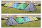 野营帐篷 棕榈滩双人单层户外休闲帐篷 家庭出游必备