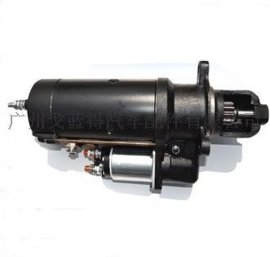 沃尔沃斯堪尼亚曼依维柯荷兰达夫雷诺奔驰发动机零件汽车卡车起动电动机起动器1357709