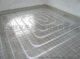 上海镁双莲太阳能热水器厂 太阳能地板采暖系统