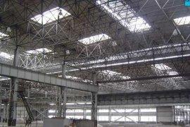 供应深圳大型网架钢结构厂房加工、安装,