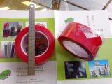 红色接驳胶带 皮革行业专用接面胶带 接缝胶带