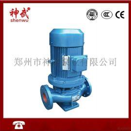 厂家直销神龙牌ISG立式管道泵,铸铁、耐磨管道泵、质优价廉