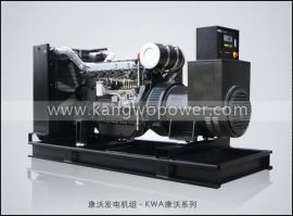 康沃牌KWA6L150V1柴油发电机组