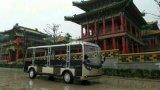 新款23座电动观光车 游览车20座 LK20-L电动观光车