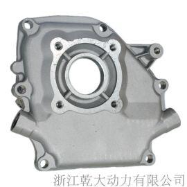 厂家直销168F/5.5P,GX160汽油机曲轴箱箱体低盖品质保证铝压铸件