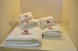 毛巾纯棉酒店宾馆浴巾面巾方巾地巾