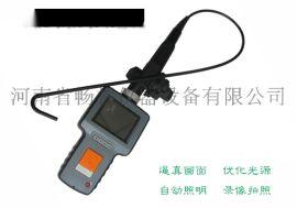 工业设备检测 管道检测4向可转头LCD电子内窥镜CS-N08F