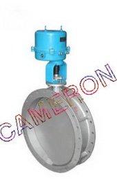 进口电动通风碟阀(法兰,焊接,对夹)英国卡麦隆CAMERON品牌-英国卡麦隆阀门
