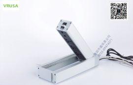 鑫华美BTD按键弹压式电动翻转插座桌面插座引线盒