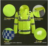 定做反光雨衣新款环卫服分体AS-87雨衣雨裤套装,北京雨衣厂家直销