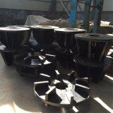 供應耐磨浮選機橡膠葉輪蓋板