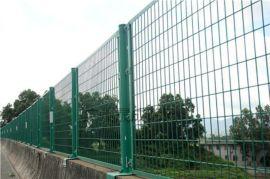 低碳钢丝护栏网批发,桥梁高速公路防抛网,阳江铁路铁艺隔离栅