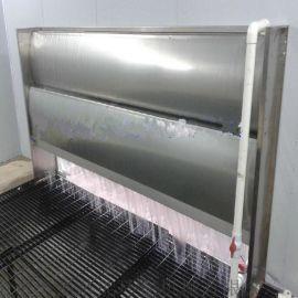 涂装除尘设备喷漆房水帘柜环保节能