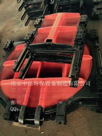 长期提供SYZ铸铁镶铜圆闸门,配套手电两用启闭机,500,600,800,1000,1200,1500,1800等不同规格