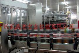 含汽饮料生产线 含汽饮料生产设备
