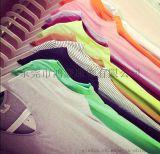 韩版女装短袖 韩版外贸女士t恤大码打底衫 地摊服装货源批发