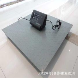 安徽省1m*1m2吨电子称多少钱