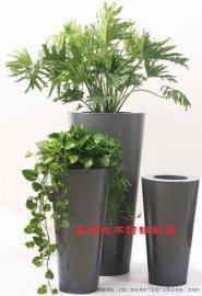 定制异形不锈钢花器 不锈钢花槽 不锈钢花池 不锈钢阳台花池