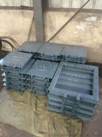 厂家直销DN500*600矩形保温人孔