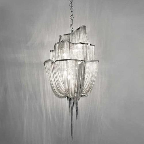 Atlantis Suspension Light -Three Tier 3層鋁鏈吊燈