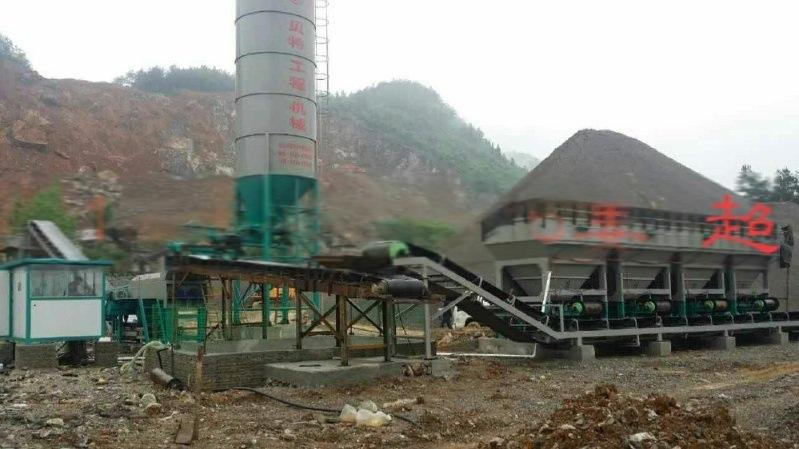 广州700级配碎石料拌和站价格优惠i