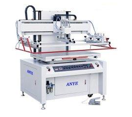 广州安烨半自动丝网印刷机 玻璃丝印机