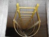 玻璃钢直梯爬梯