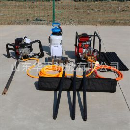 BXZ-1单人背包钻机 小型浅层取样钻机 背包岩芯钻机重量轻