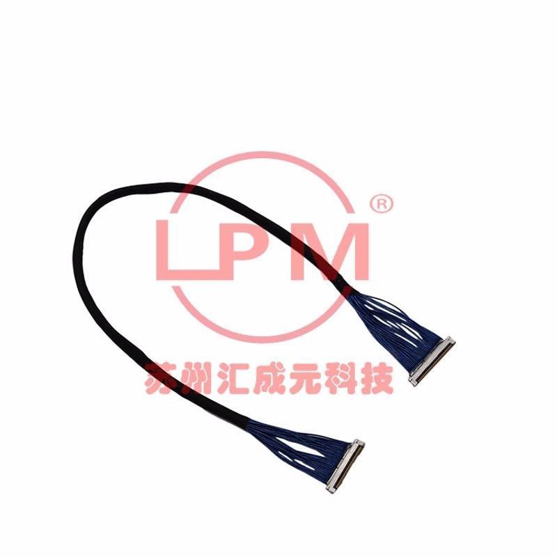 供应HTK LVX-A40SFYG TO HTK LVX-A40SFYG 极细同轴线