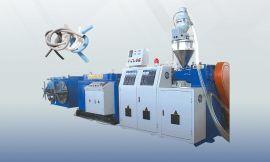 PE单壁波纹管生产线(DBG-10/DBG-25/DBG-63)